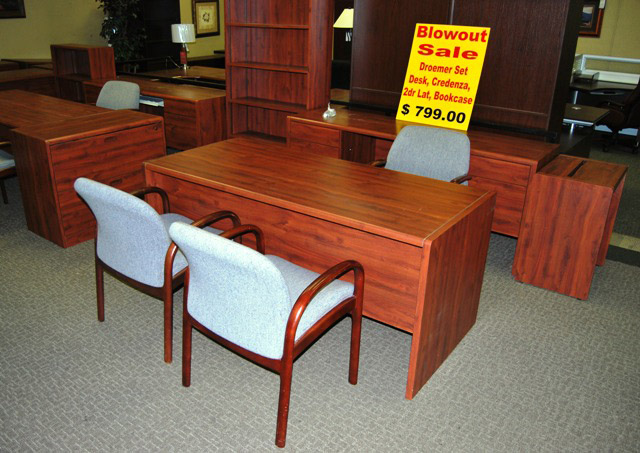 Office World - New & Used Furniture